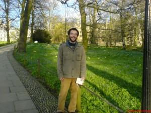 Tanentzap in Cambridge