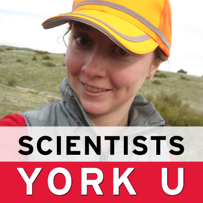Amanda Liczner, York University, Biology PhD student