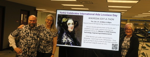 Getting ready to create and edit Wikipedia pages for women in STEM