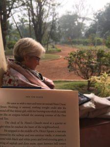 Reading at Ratan Kuthi