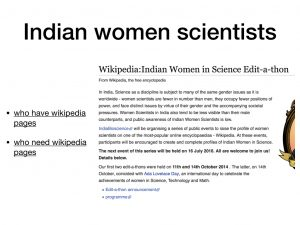 Wikipedia Editathon Slide 8