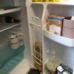lab food fridge