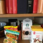 food in my office in case I get stranded